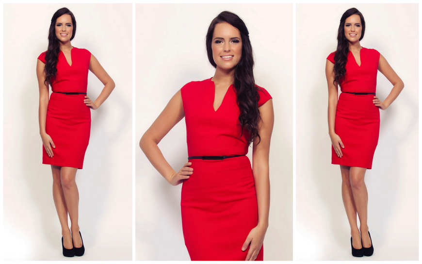 Hostess - Lady in Red - (Modellen H19)