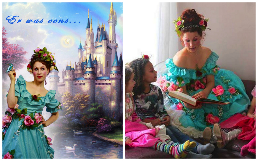 Prinses leest voor... - (Kinder Entertainment)