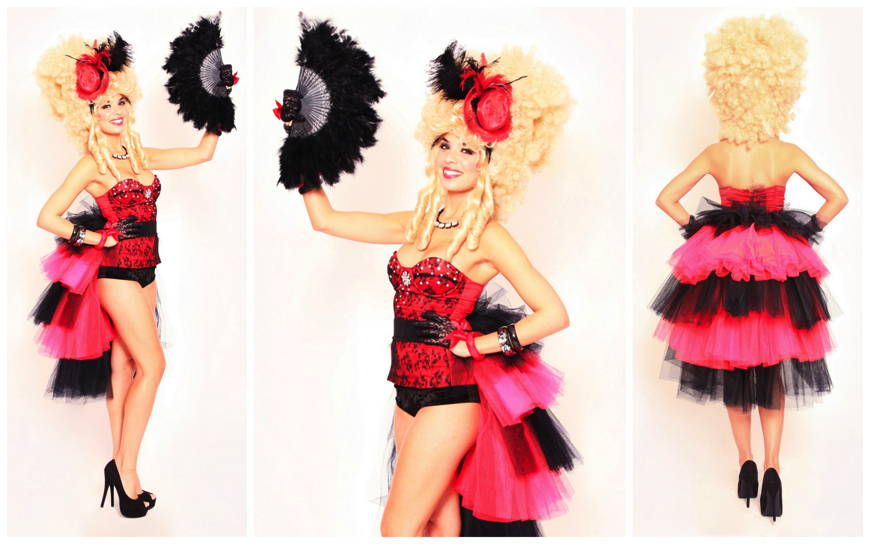 Moulin Rouge Girls - (Modellen S44)
