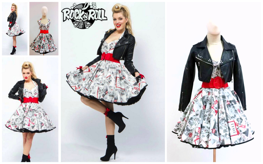 Rock and Roll Girls - (Modellen S64)
