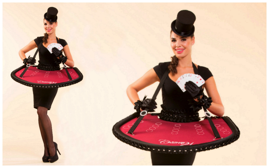Blackjack Girls - (Modellen D27)