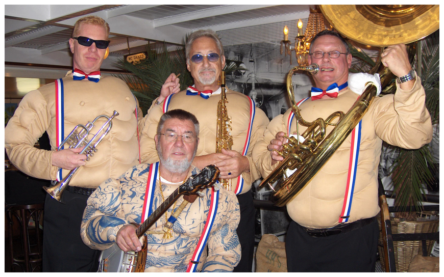 Bodybuilders Dixieland Looporkest (J10)