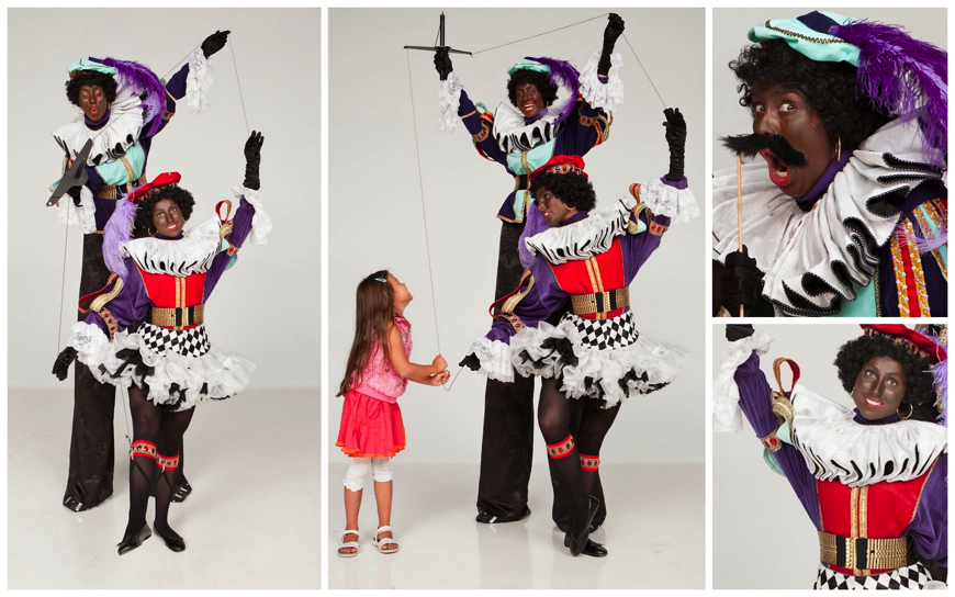 Piet met Marionette - (Sinterklaas Entertainment)